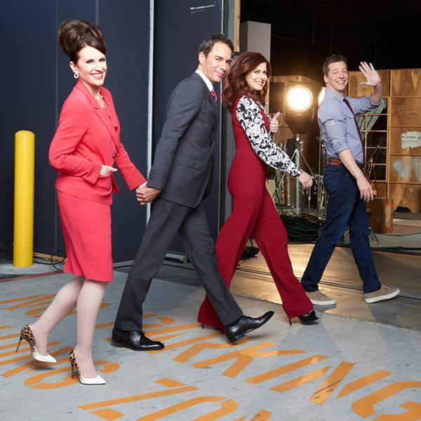 Everything We Know About the Will & Grace Revival