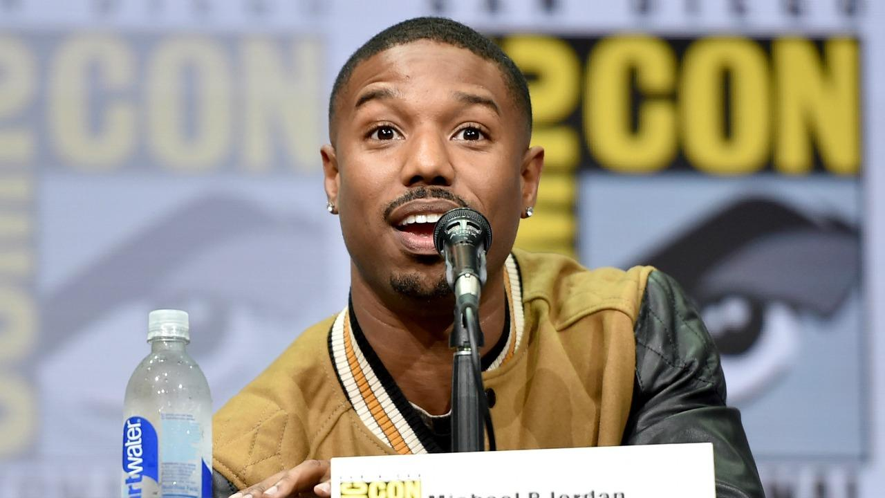 Exclusive: Michael B. Jordan on His Sex Symbol Status: 'Who, Me?'