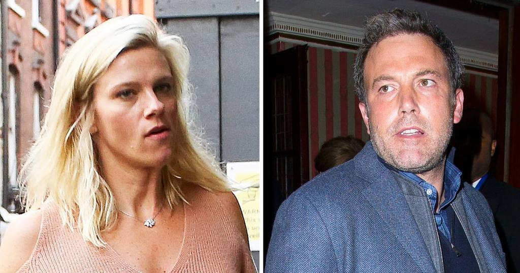 Lindsay Shookus 'Left Her Husband to Be With Ben' Affleck