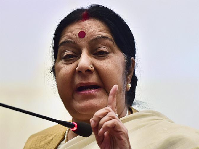 Teesta issue: Will take Mamata Banerjee on board, says Sushma Swaraj