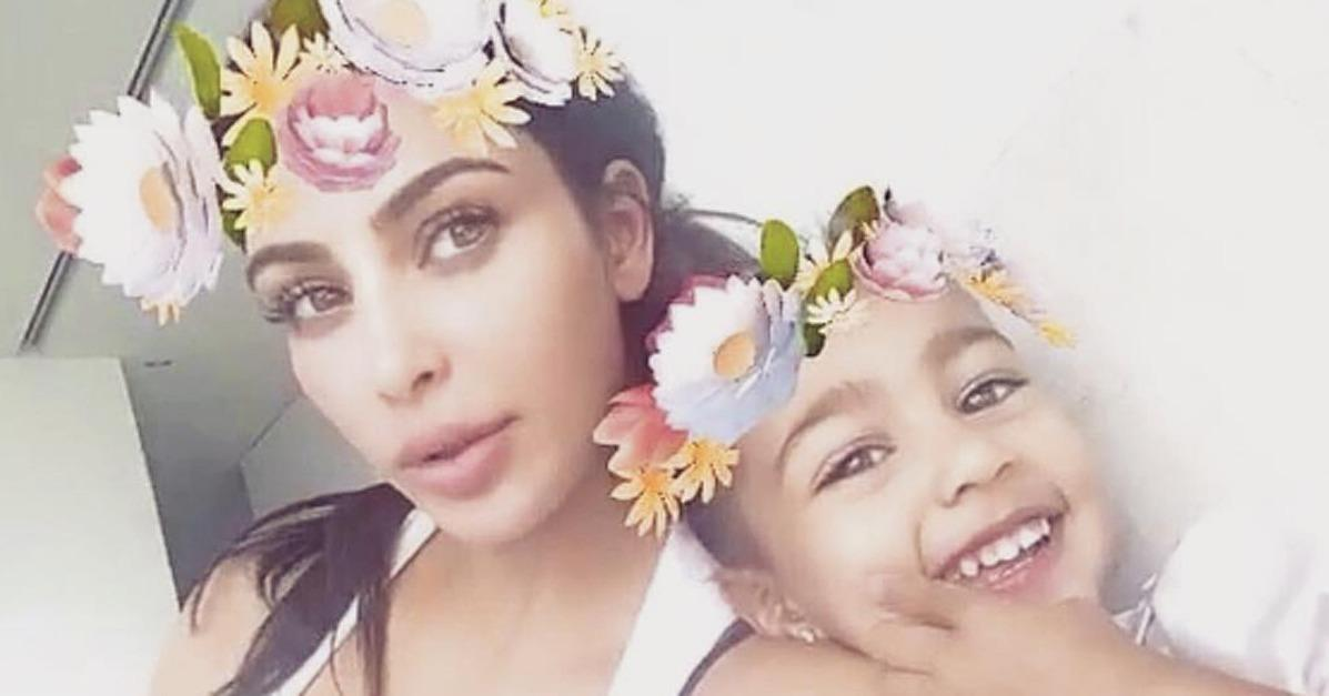 60 Supercute Snaps of North West