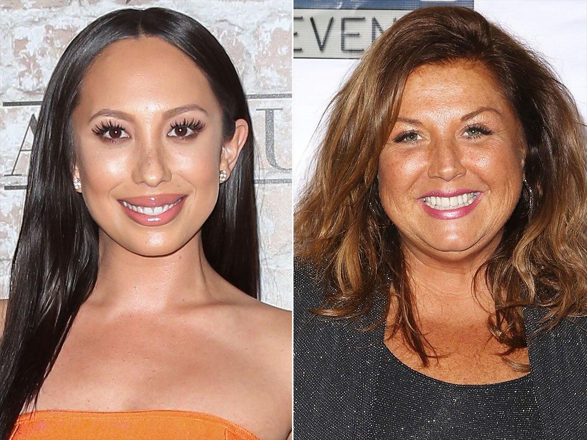 Dance Moms' Mackenzie Ziegler Tells Cheryl Burke to 'Be Nicer' Than Abby Lee Miller