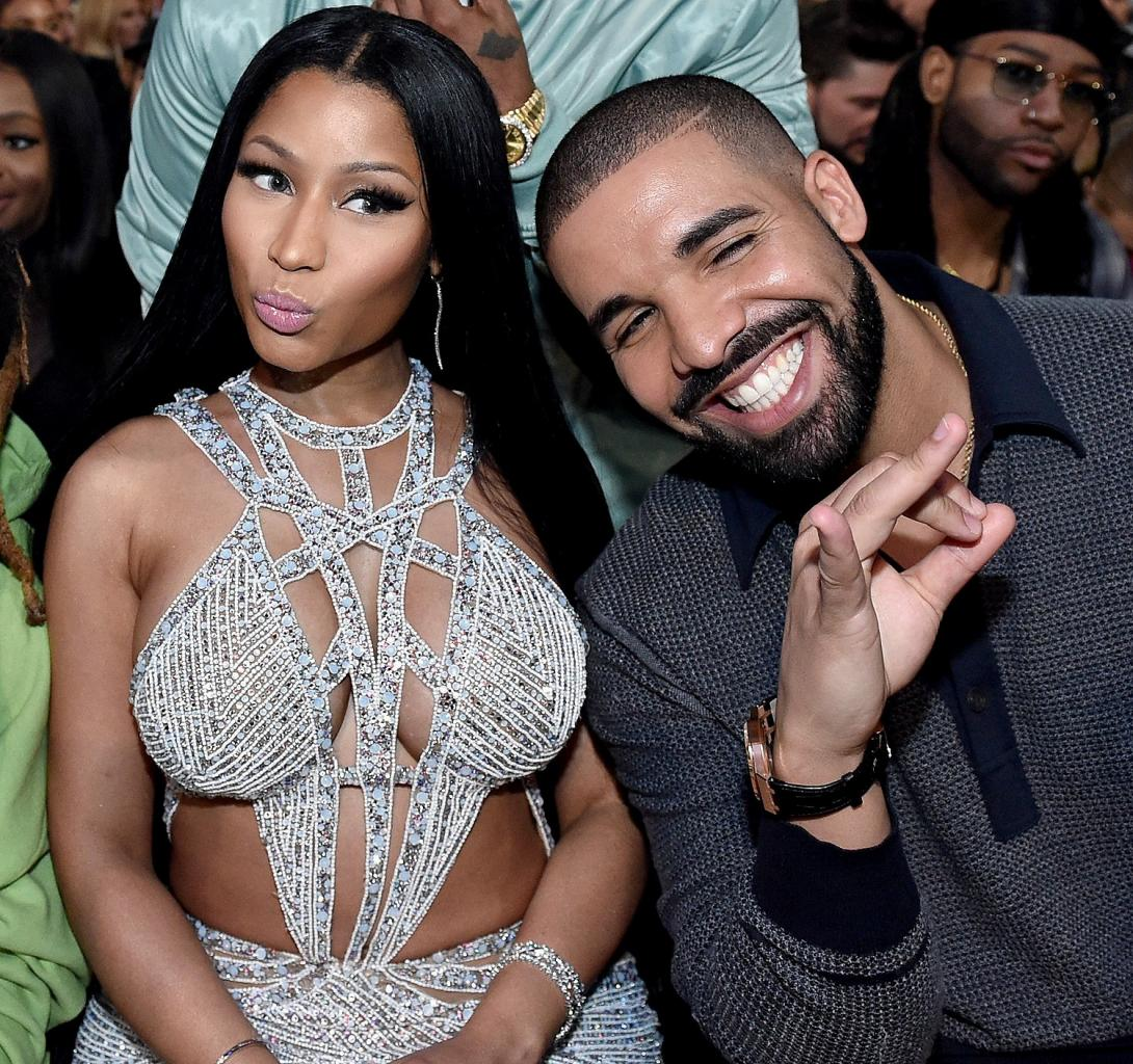 Drake Makes Up with Nicki Minaj at Billboard Music Awards: 'I'm So Glad We Found Our Way Back'