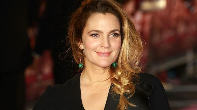 Drew Barrymore Spotted in Las Vegas With New Beau David Hutchinson