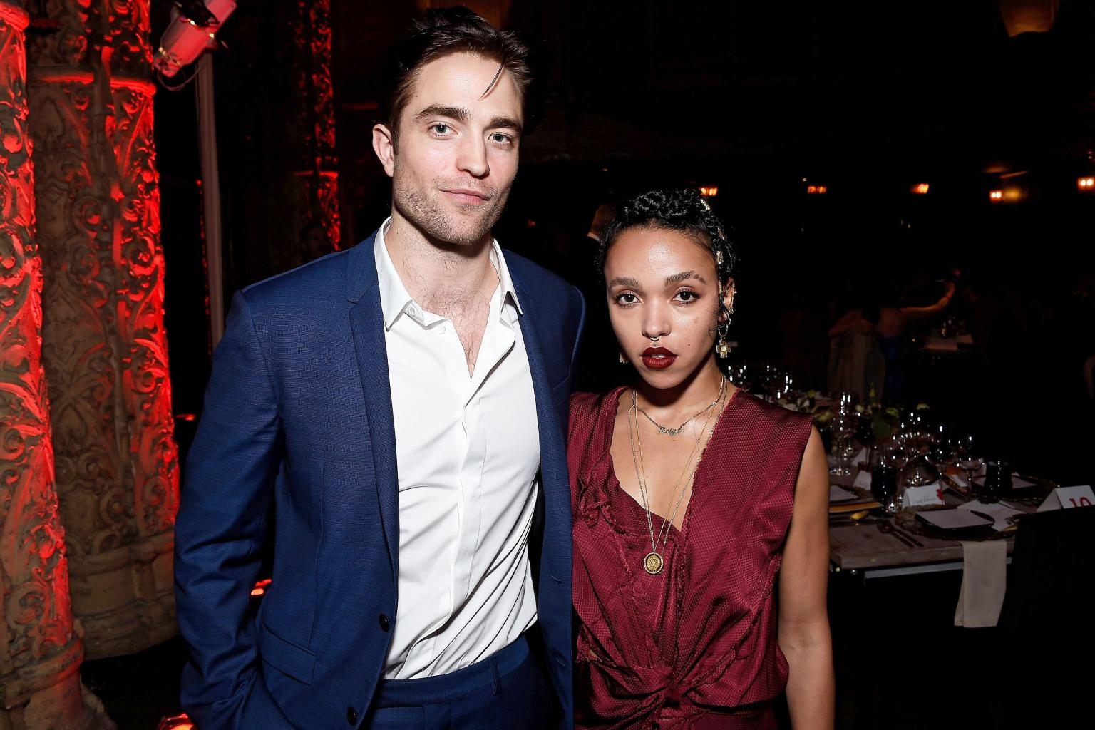 Robert Pattinson Says He and Fka twigs Are 'Kind Of' Engaged in New Interview 2 Years After He Popped the Question