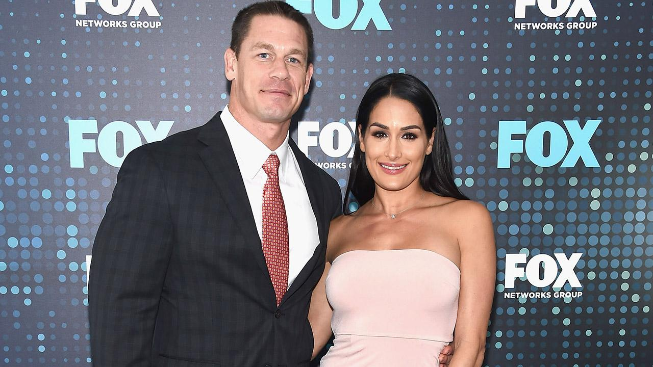 Exclusive: John Cena and Nikki Bella Talk Their Engagement, Wedding Plans, and Having Kids of Their Own!