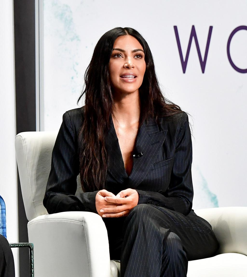 Kim Kardashian Addresses Blackface Controversy: 'I Was Really Tan'