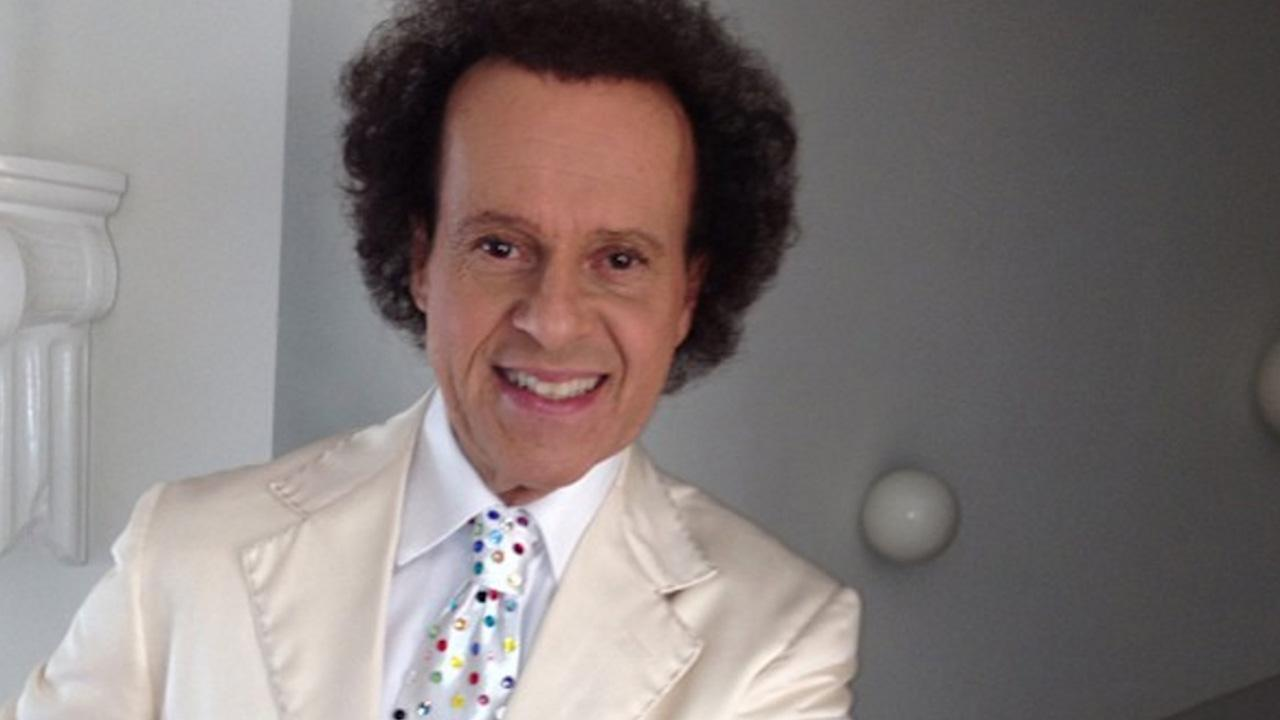 Richard Simmons Returns Home After 3-Day Hospital Stay