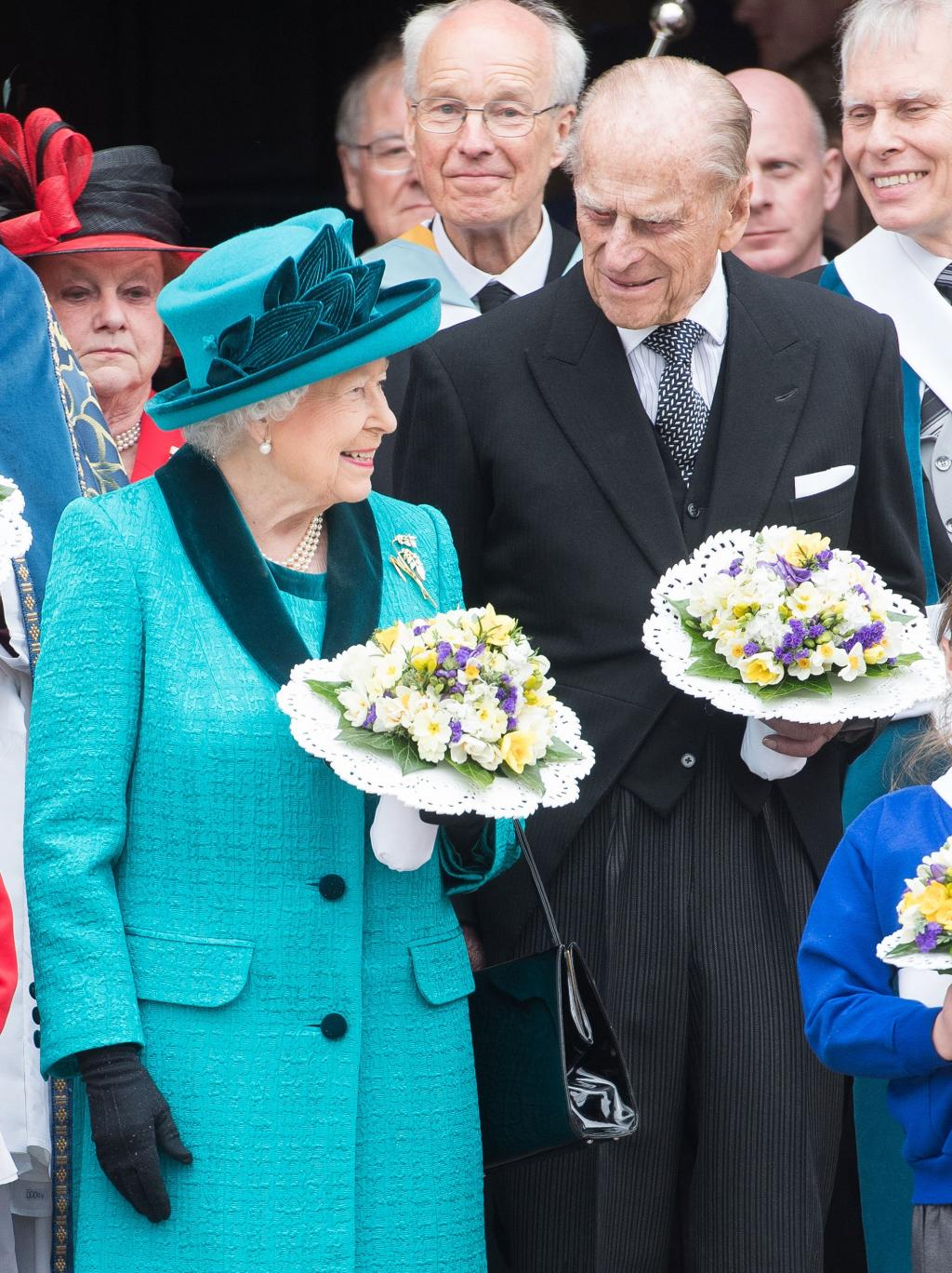 Prince Philip, 95, Retires from Royal Duties After 70 Years by Queen Elizabeth's Side
