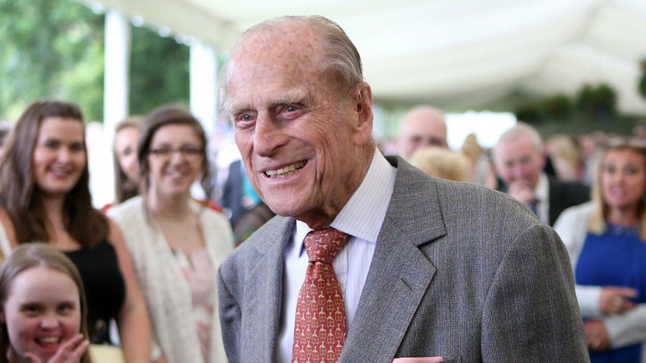 Prince Philip Attends One of His Final Royal Engagements at Duke of Edinburgh Awards Ceremony