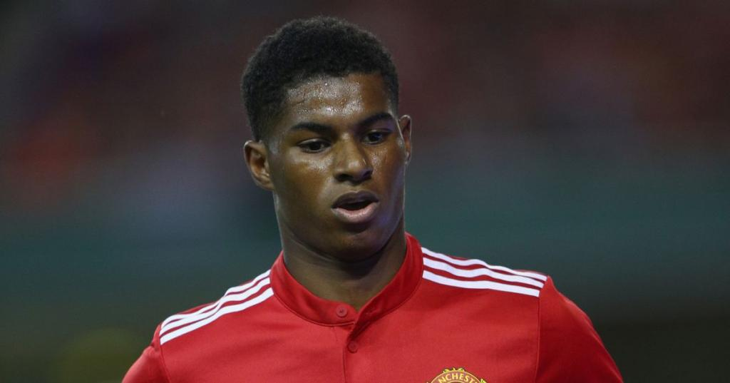 Why Swansea fans are booing Man United's Marcus Rashford