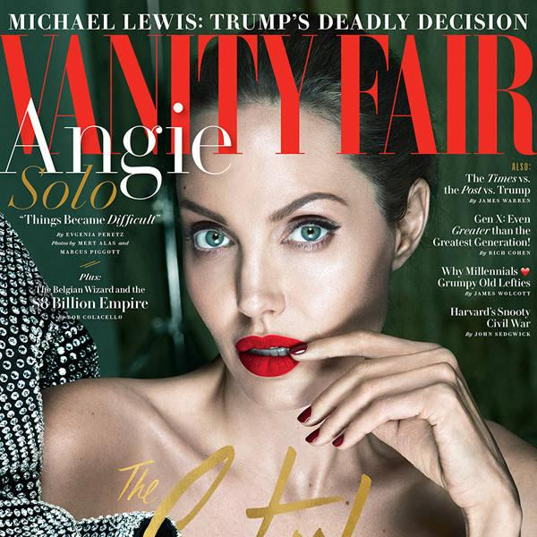 Vanity Fair Is Standing By Story About Angelina Jolie's Child Actor Auditions