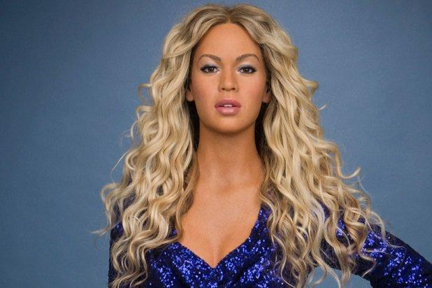 Madame Tussauds '  Beyonce Wax Figure Removed After Backlash