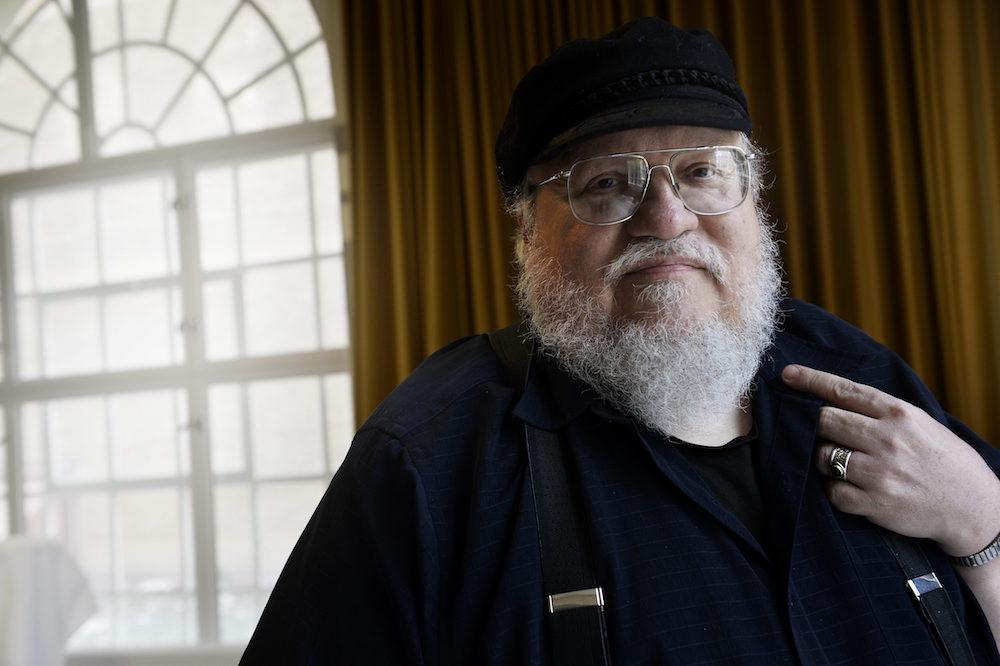 George R.R. Martin Says a New Book Is Coming Next Year       '  Maybe Even Two