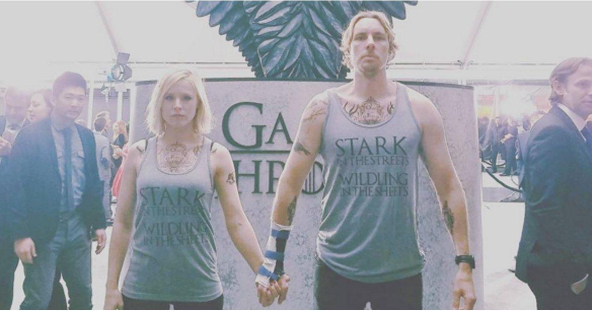 15 Times Kristen Bell Was a Bigger Game of Thrones Fan Than You