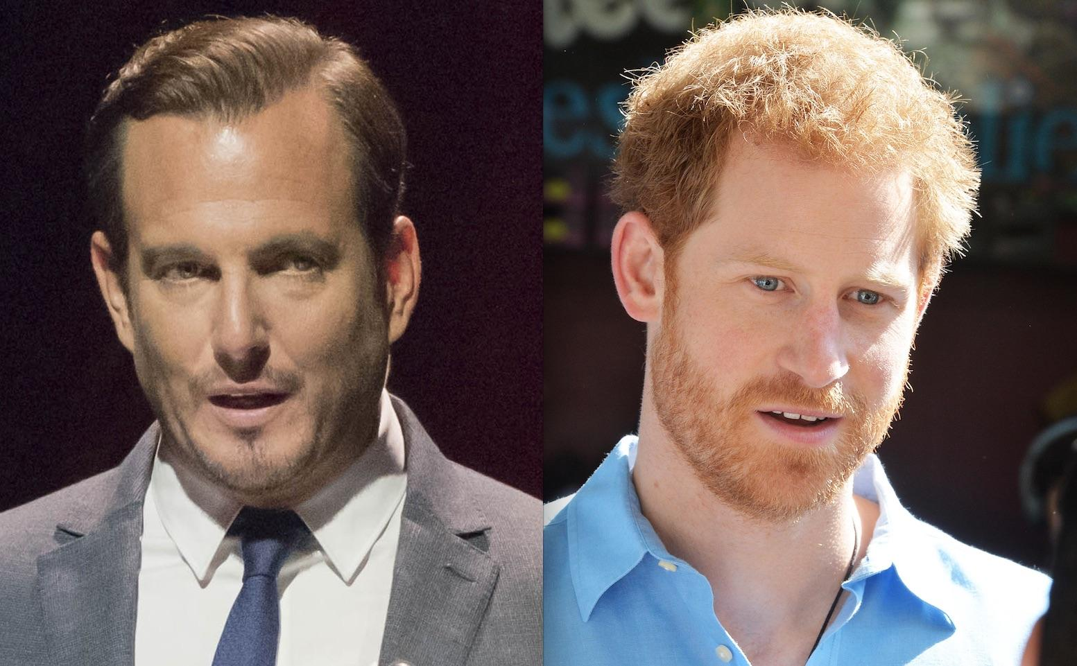 Will Arnett Reveals He Texts With Prince Harry: 'He's The Real Deal'