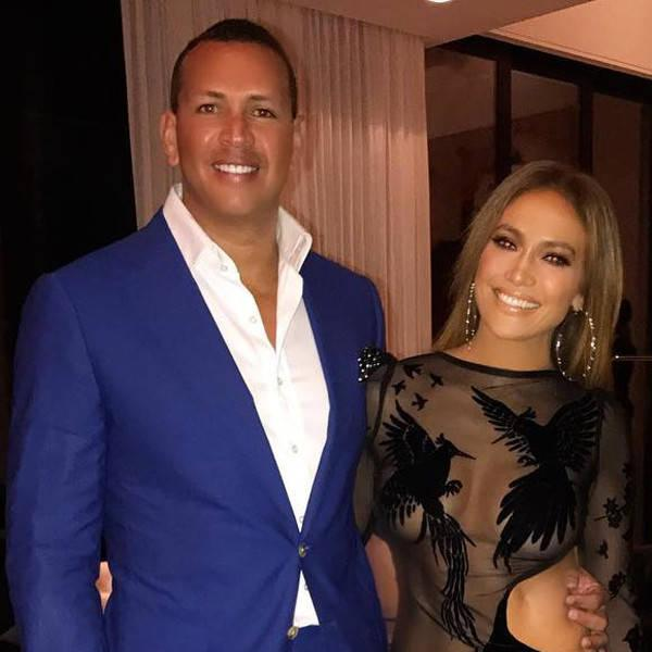Jennifer Lopez Looks Smoking Hot as She and Alex Rodriguez Celebrate Their Birthdays