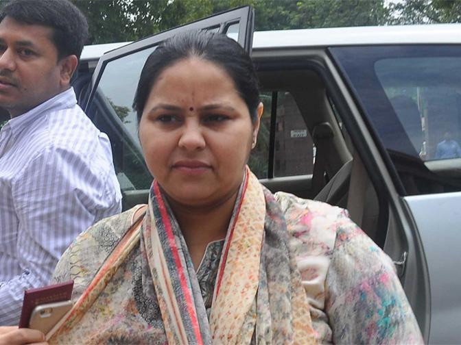 Enforcement Directorate raids properties of Misa Bharti, her husband in Delhi