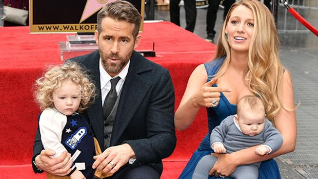 Ryan Reynolds Gushes About Being A Dad: I'd Be Thrilled To Have 9 Daughters