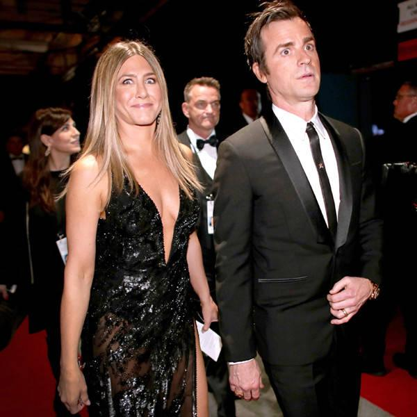 Jennifer Aniston and Justin Theroux Celebrate 2-Year Anniversary: Their Road to Romance