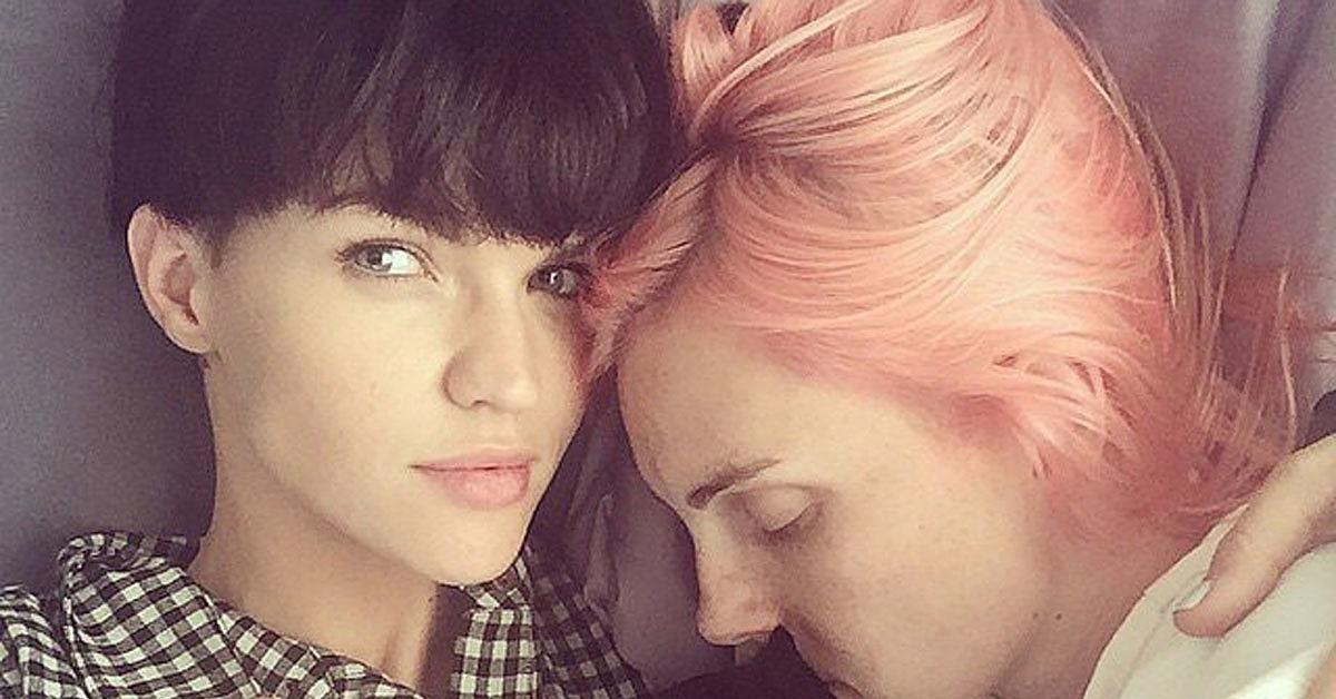 A Look Back at Ruby Rose and Phoebe Dahl's Sweetest Moments