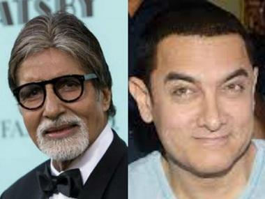 Aamir Khan, Amitabh Bachchan to star together for first time in YRF's Thug - Firstpost