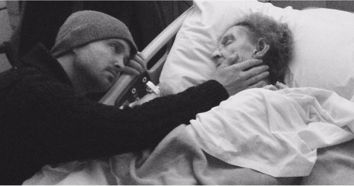 Aaron Paul's Instagram Post About His Beautiful Grandmother Will Destroy You