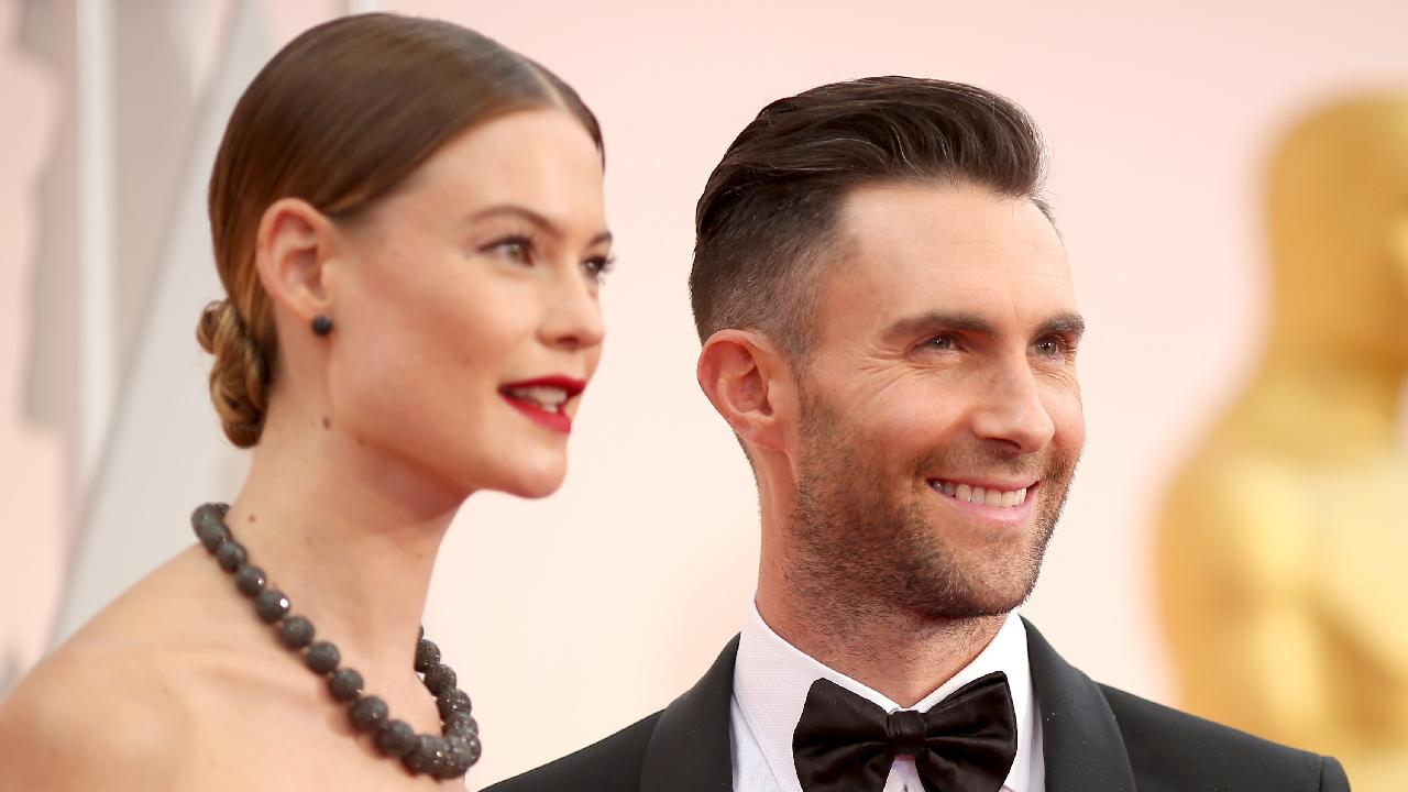 Adam Levine Reveals Ellen DeGeneres Named His Daughter Dusty Rose