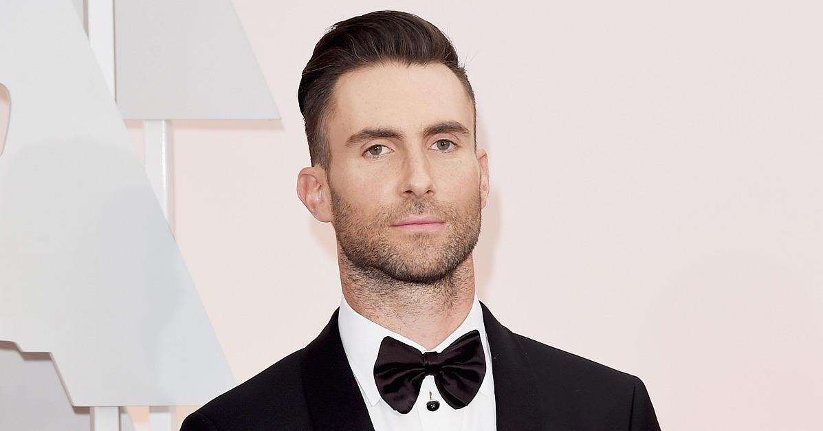 Adam Levine's Mermaid Back Tattoo Just Got a Whole Lot Bigge