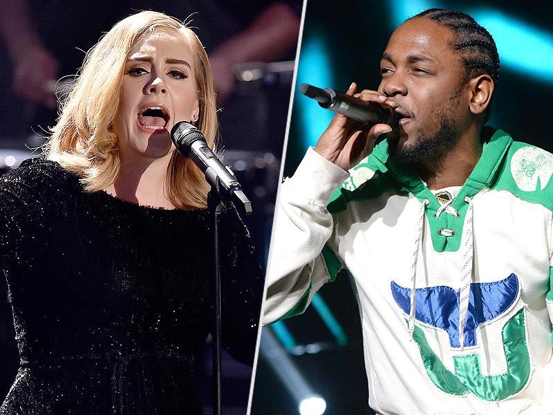 Adele and Kendrick Lamar Among Stars Set to Perform at Gramm