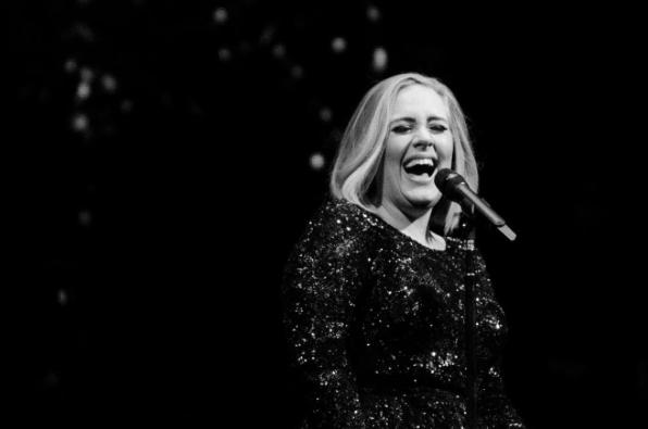 Adele Calls Out Security Guard At Concert For Telling People To Sit Down:    This Is A Music Show