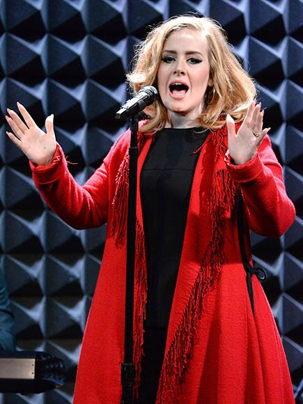 Adele Says If She Hadn't Quit Smoking She Would 'Probably Ha