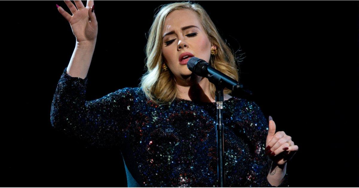 Adele Sends Her Love to Brad Pitt and Angelina Jolie Following Their Breakup News