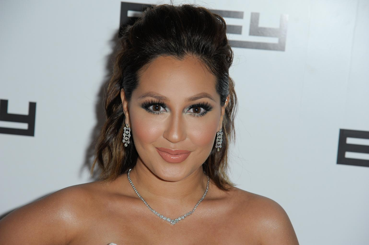 Adrienne Bailon Is Engaged   See Her Gorgeous Ring!