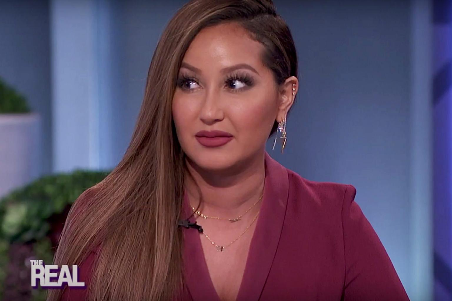 Adrienne Bailon Opens Up About Experiencing Sexual Harassment in the Music Industry