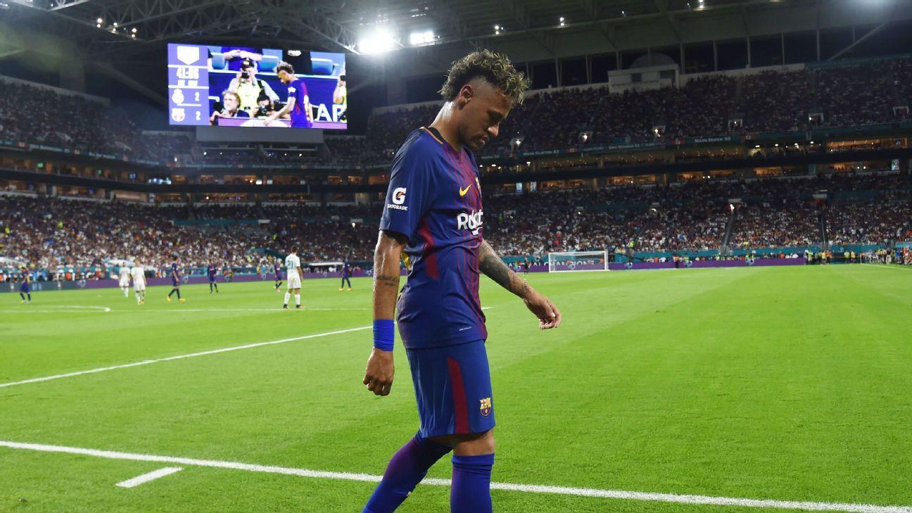 Neymar not expensive; consequences of PSG fee a problem - Mourinho