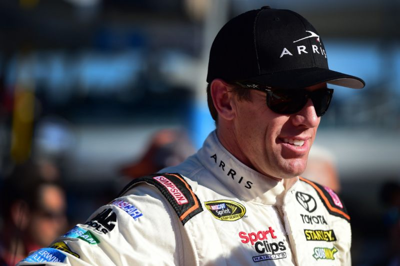 Healthy and satisfied with his career, Carl Edwards walks away from NASCAR