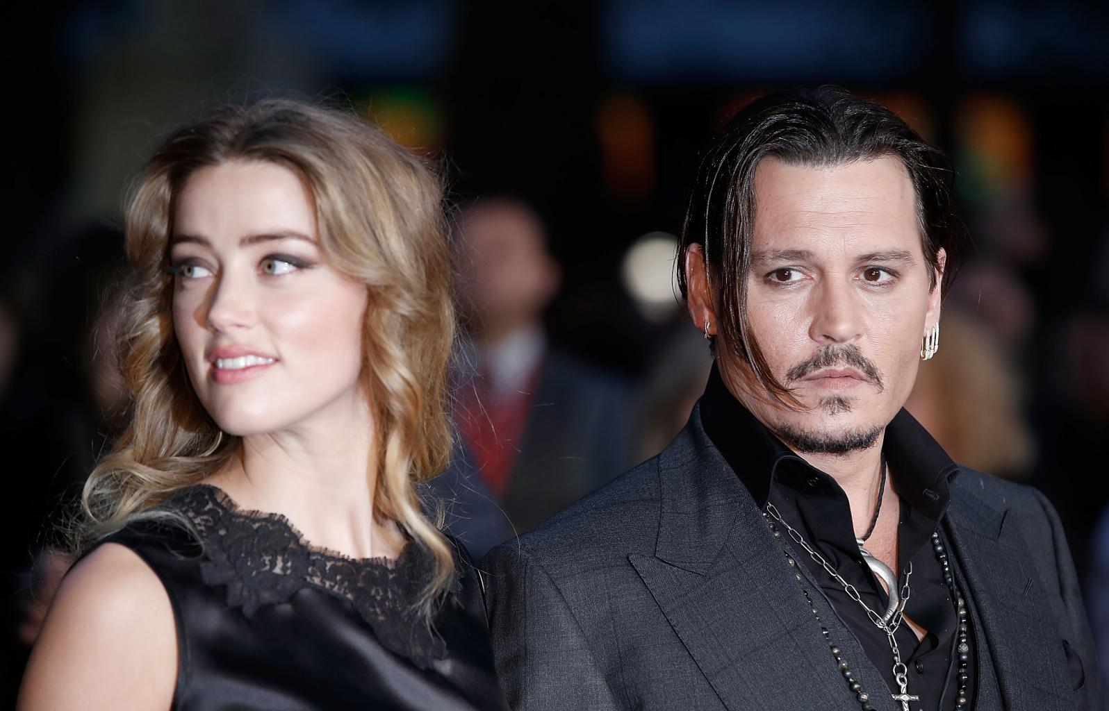 Aggressive Johnny Depp Smashes Kitchen, Filmed By Amber Heard