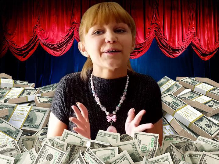 'Agt' Winner -- 'I Don't Know My Name' ... But I Know I Got Sweet Bonuses
