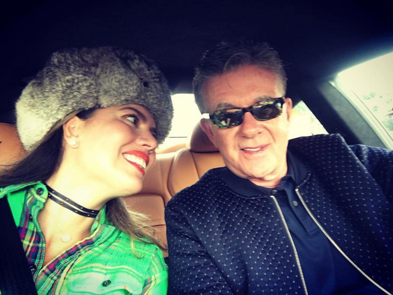 Alan Thicke       's Wife Tanya Shares Sweet Photo of the Couple Two Days Before Her Husband       's Death