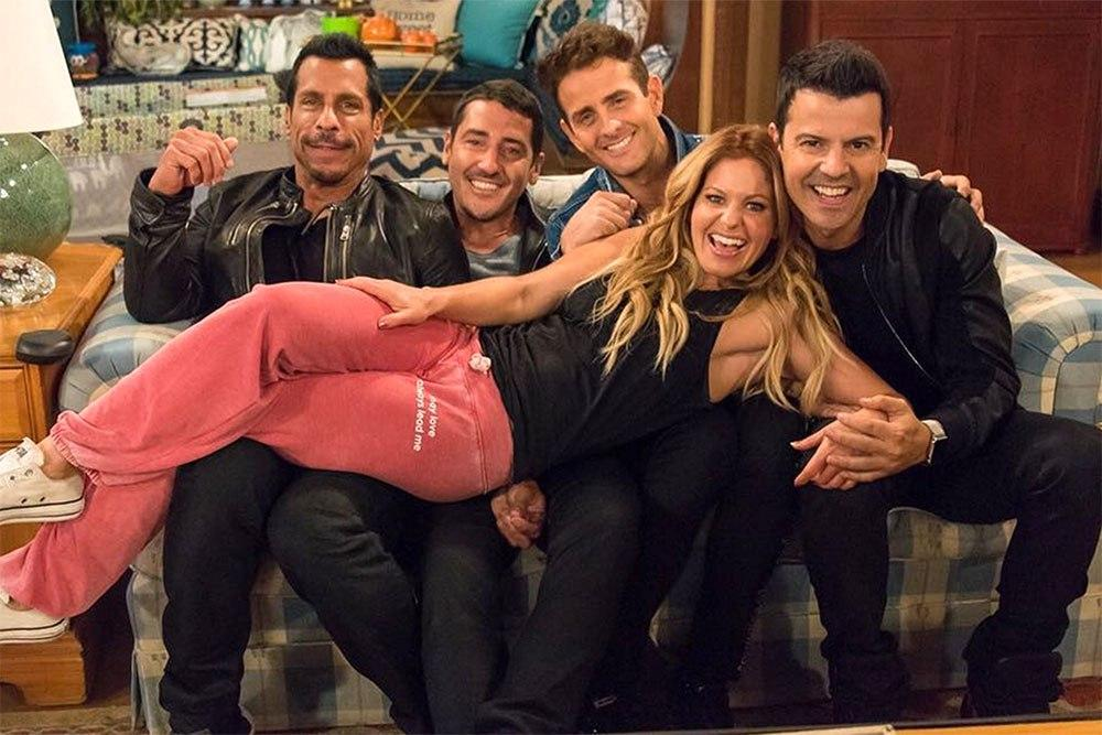All About the Men in the Fuller House Ladies      '  Lives       '  Including NKotB!