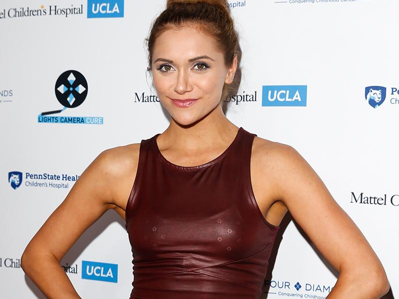 Alyson Stoner on Fellow Disney Star Debby Ryan's DUI Arrest:
