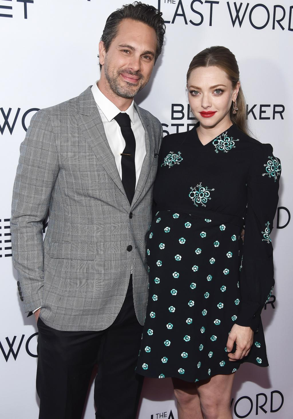 Amanda Seyfried and Thomas Sadoski Welcome First Child          '  a Girl!