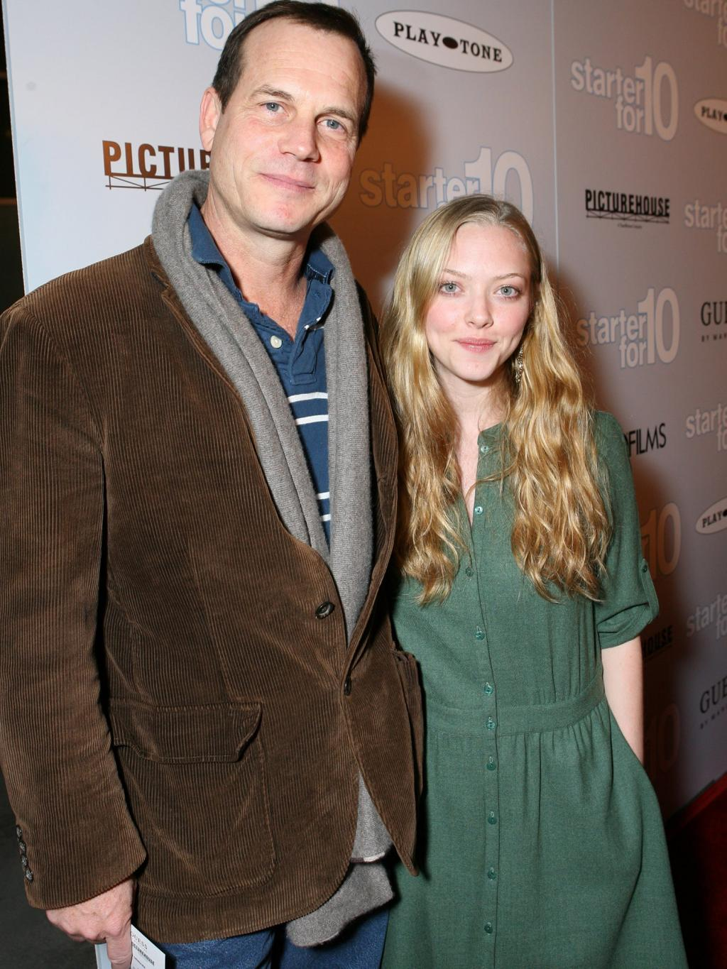 Amanda Seyfried Remembers Her        Father Figure      '  Bill Paxton as More Stars Honor the Late Big Love Star