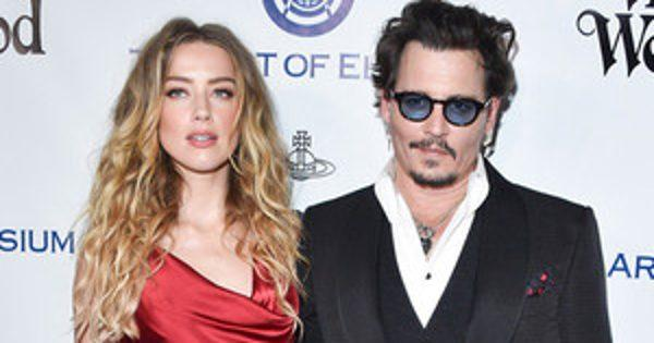 Amber Heard and Johnny Depp Reach $7 Million Divorce Settlement
