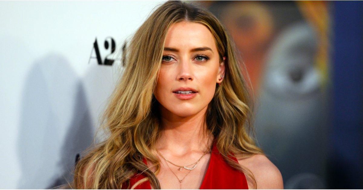Amber Heard Donates Her $7 Million Divorce Settlement to Charity