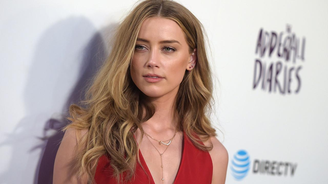 Amber Heard Speaks Out Against Violence Towards Women in Emotional Facebook Video