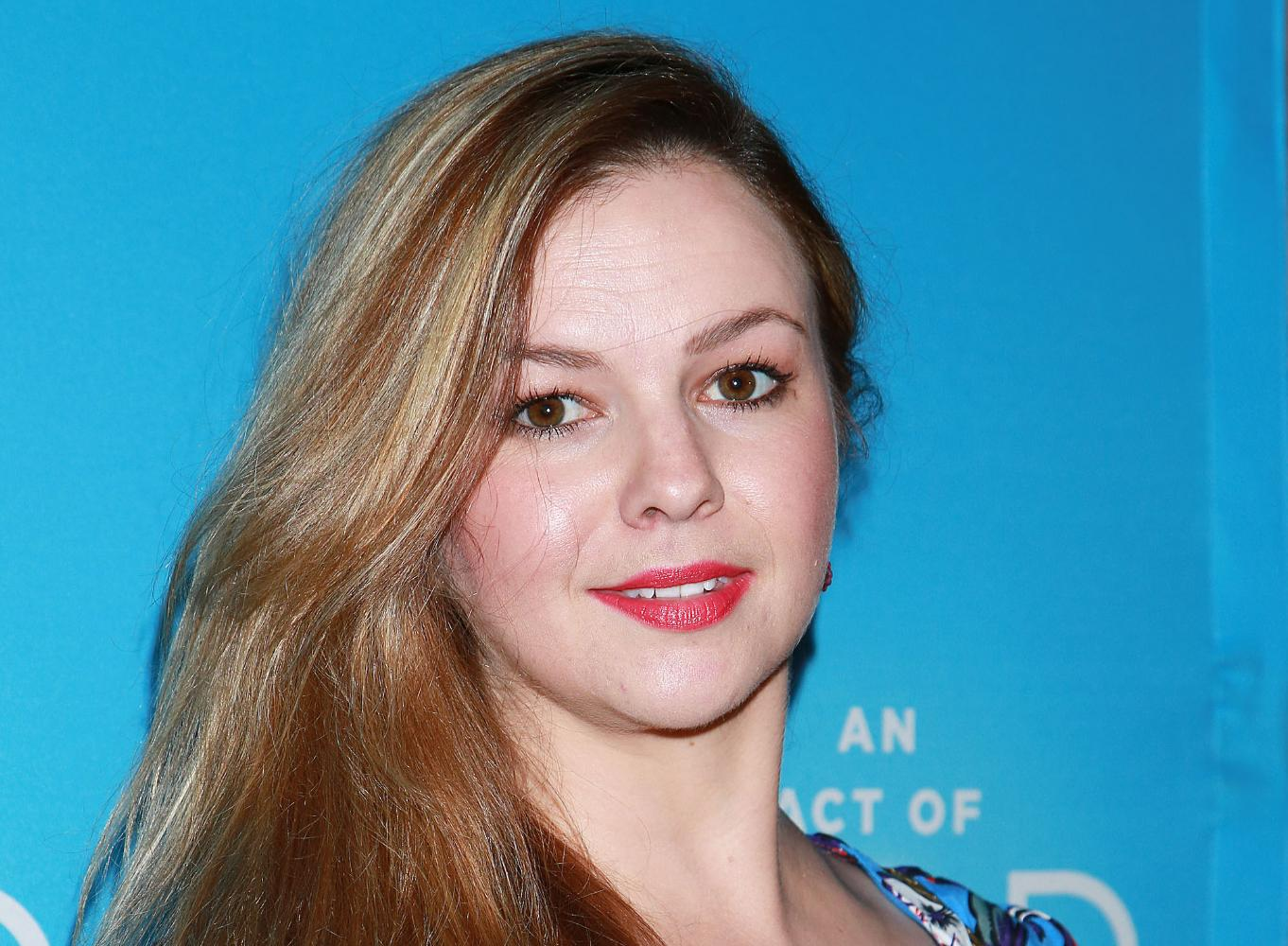 Amber Tamblyn Comes Forward With Sexual Abuse Story Amid Outrage Over Lewd Donald Trump Comments