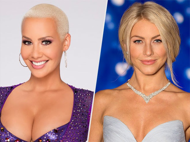 Amber Rose Apologizes to Julianne Hough for Claiming the Dancing with the Stars Judge 'Body Shamed' Her