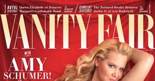 Amy Schumer Covers Vanity Fair: 4 Things We Learned